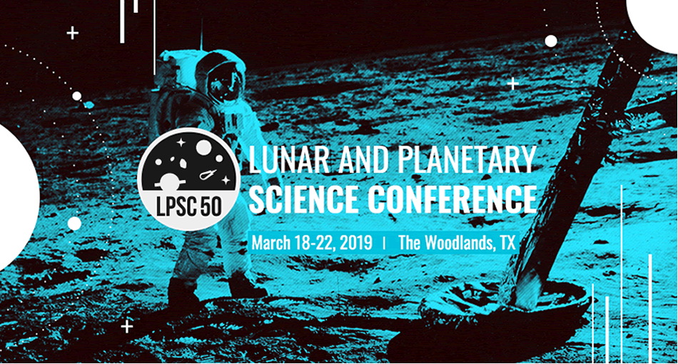 50th Lunar and Planetary Science Conference