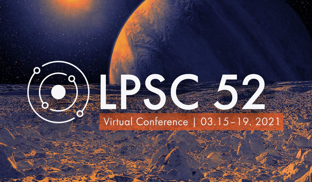 52nd Lunar and Planetary Science Conference